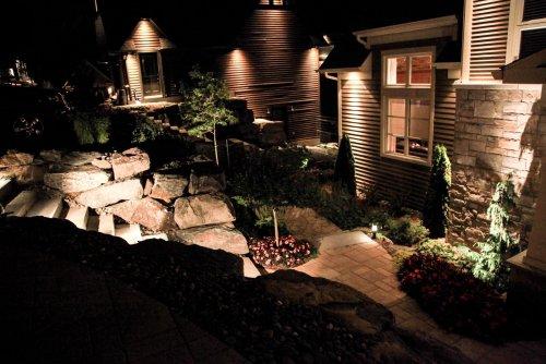 Irrigation Memphré est une équipe de professionnels en systèmes d'éclairage extérieur